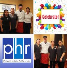 Our Courtyard by Marriott Lewisville hotel celebrated Housekeeping Week with a special breakfast in appreciation of their housekeeping team. #marriott #IHW2013 #celebrate