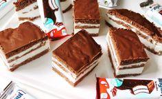 kinderpingui2 Kakao, Veggie Recipes, Veggie Food, Vegan Desserts, Nutella, Tiramisu, Meal Planning, Sweet Treats, Yummy Food