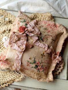Floral Print Lavender Sachet