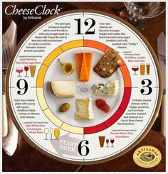 When to have what type of wine and cheese pairing