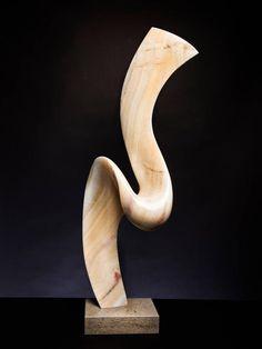 Michael Thacker Abstract Sculpture: Branch