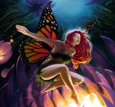 """butterfly fairy ♥^^)√❁❁❁Thanks, Pinterest Pinners, for stopping by, viewing, pinning, & following my boards. Have a beautiful day! And """"Feel free to share on Pinterest""""✮✮"""" #fashionupdates #fashionandclothingblog"""
