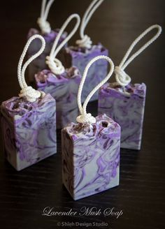 Soap & Restless: Mix and Match - Lavender Musk