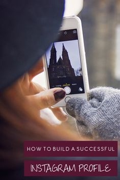 How to Build a Successful Instagram Profile