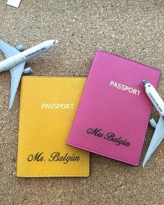 Özel pasaport kılıfları