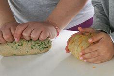 κριτσινια με σπανακι η καροτο | Real Family Food Health Fitness, Cooking Recipes, Bread, Food, Chef Recipes, Brot, Essen, Baking, Eten