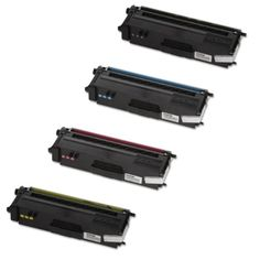 Brother Mfc-9560Cdw Toner Cartridge Set, Manufactured By Brother  Four Color Set for Brother MFC-9560CDW MultiFunction Center (OEM), Manufactured by Brother This set includes all four individual color cartridges: Cyan, Magenta, Yellow & Black Toner Cartridges.Black – 2500 Page Yield Cyan – 1500 Page Yield Magenta – 1500 Page Yield Yellow – 1500 Page Yield  http://www.newofficestore.com/brother-mfc-9560cdw-toner-cartridge-set-manufactured-by-brother/