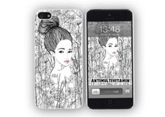 Může být pouzdro na telefon krásnější?                                                                                                         ...Ilustrovaný obal na iPhone