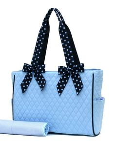 This Is Definitely One Of The Most Cute Baby Boy Diaper Bags Out There