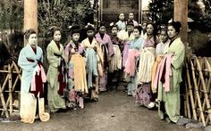The Prostitutes of NECTARINE No.9