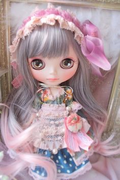 ∮anfisa∮Custom Blythe  ◇ with boots  Buy her here:   #blythe #blythedolls #kawaii #cute #rinkya #japan #collectibles #neoblythe #customblythe