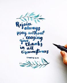 Rejoice always pray without ceasing give thanks in all circumstances; for this is the will of God in Christ Jesus for you. 1 Thessalonians 5:16-18 #biblequotes #bibleverseoftheday #dailybibleverse #dailydevotion #bibleverses #holybible #godlovesyou #godsword #wordofgod #glorytogod #praisethelord #trustgod #begrateful #lovegod #praisegod #verseoftheday #bethankful #beblessed #holyspirit #bibleverse #scripture #rejoicealways #praywithoutceasing #givethanks by godsoneliners…
