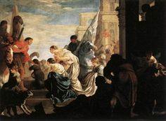 Sebastien Bourdon -Roman History Baroque