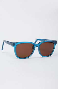 The People Sunglasses in Blue by Super Sunglasses #MissKL and #SpringtimeinParis