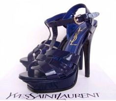 YSL Tribute Shoes - my favourite and very comfortable.