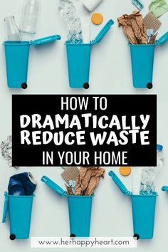 Reduce waste at home Green living and clean living tips Sustainable eco friendly home and lifestyle Sustainability getting started Reducing waste for beginners Living sustainably Cleaning and home making tips Reduce Waste, Zero Waste, Green Living Tips, Home Buying Tips, Home Making, Reduce Reuse Recycle, Ways To Recycle, Upcycle, Eco Friendly House
