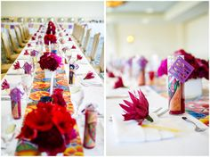 Mexican Bridal Shower // Images by Snaps and Scribbles // Via Modernly Wed