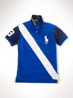 ralph lauren vintage, Polo Ralph Lauren Flag Blue T-Shirt,ralph lauren suits e34f5084361d