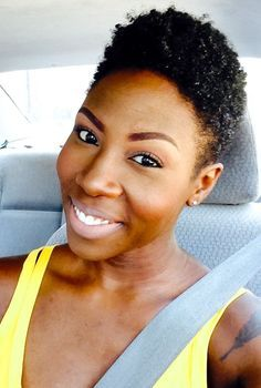 4C TWA Natural Hair
