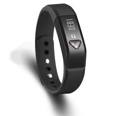 Vidonn X5 Ip67 Bluetooth V4.0 Smart Wristband Bracelet with Sports and Sleep Tracking for Iphone 4s 5, Ipad 3, Retina, Ipad Mini, Ipod Touch (black) * Check out this great product.