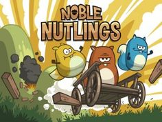 3 Former 'Angry Birds' Developers Prep Action-Racer 'Noble Nutlings' for iOS - Forbes  #apps #games #mobilegames #mobile #ios #iphone #noblenutlings