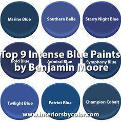 New Dark Blue Front Door Colors Benjamin Moore Ideas Door Paint Colors, Front Door Colors, Bedroom Paint Colors, Interior Paint Colors, Paint Colors For Home, Blue Front Doors, Best Blue Paint Colors, Interior Design, Interior Decorating