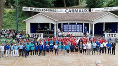 """""""Les Championnats de France 2017 à Carmaux - Le protocole"""""""