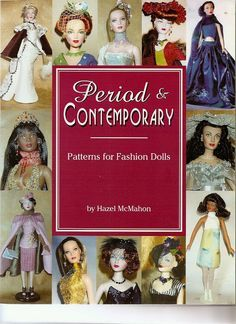 Free Copy of Patterns - Period Contemporary Patterns for Fashion Dolls