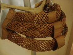 Antique Rare 1880's Victorian Woven 3 Row Cane Cotton Bustle Museum Quality in Clothing, Shoes & Accessories, Vintage, Women's Vintage Clothing, Pre-1901 (Victorian & Older)   eBay