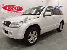 Japanese vehicles to the world: 2006 Suzuki Escudo XS 4WD for Tanzania to Dar es s...