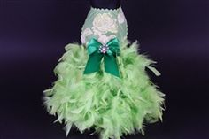 A sweet alternative for your little fur Diva this St. Patricks Day!