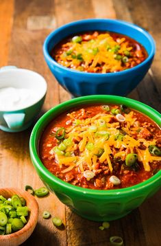 Wendy's Chili This Chili Tastes Just Like The One At Wendy's.This Chili Tastes Just Like The One At Wendy's. Fondue Recipes, Soup Recipes, Cooking Recipes, Yummy Recipes, Cooking Tips, Salad Recipes, Dinner Recipes, Yummy Food, Chipotle Copycat Recipes