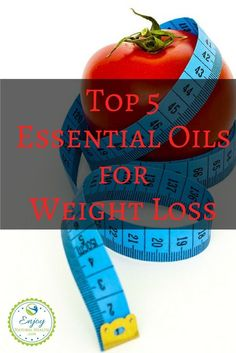 Need to lose a bit of weight? Try one or more of these 5 essential oils for weight loss and slim down naturally ;)