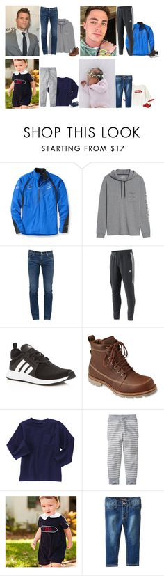 """2/4/15//The Northrups//Coming Home"" by running-wild ❤ liked on Polyvore featuring SportHill, Vineyard Vines, Dolce&Gabbana, adidas, L.L.Bean, Gymboree and Freestyle Revolution"
