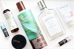 Recent Empties #4 - Inika, S.W. Basics, Yarok, Desert Essence, Patyka, Balance Me - NatuRia Beauty Desert Essence, Beauty Review, Organic Beauty, Empty, Shampoo, Hair Care, Deserts, Bottle, Desserts
