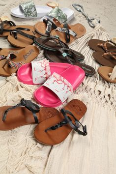 Summer is here! #sandals #summer #shoes #bluetomato