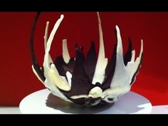 How to make a CHOCOLATE BOWL using a balloon How To Cook That by Ann Reardon - YouTube