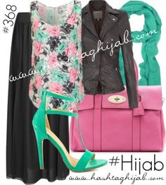 Hashtag Hijab Outfit #368