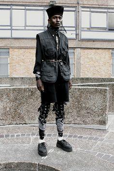 Mens street style [ RoyalSilkUSA.com ] #fashion #royal #silk