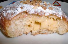 259° receta: LA MEJOR RECETA DE BERLINAS RELLENAS - Mayte en la cocina