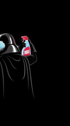 Death Vader wallpaper