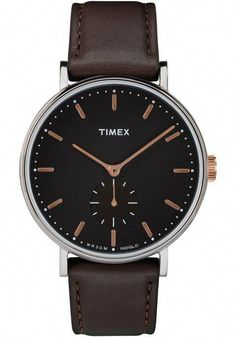 e03ef053559ac Timex Fairfield Sub Second Black  whatIwouldbuyhim Ringe