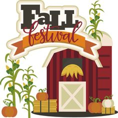 Fall Festival Cutouts