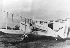 Picture of the Airco DH.4