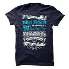 District Coordinator T-Shirts, Hoodies. Check Price Now ==►…