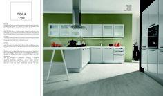 TIDRA EVO è per rendere più dolce la giornata. E' per vivere la casa. In cucina.