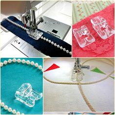 Zipper Foot For All Automatic Sewing Machines (Singer/ Usha/ Brother/ Rajesh) Sewing Tools, Sewing Tutorials, Sewing Hacks, Sewing Crafts, Sewing Projects, Sewing Patterns, Quilt Square Patterns, Square Quilt, Sewing Classes For Beginners