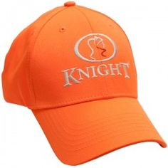 Knight Blaze Orange Cap  - Shop online at www.knightrifles.com