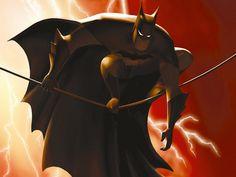 Splendid Batman Cartoons Background Image Wallpaper Download « Anime Cartoon Wallpaper