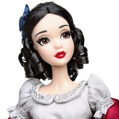 "2017 ""Art of Snow White"" Rags & Prince Dolls Disney Princess Dolls, Disney Dolls, Disney Princess Challenge, Grown Up Christmas List, Dolly Doll, Handsome Prince, Digital Art Girl, Disney Merchandise, Collector Dolls"